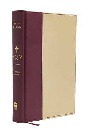 NRSV, Catholic Edition, Red Standard Edition