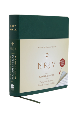 NRSV: Catholic Edition, XL