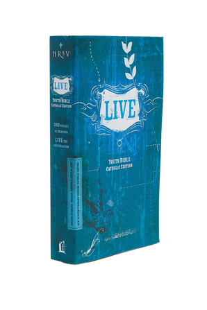 NRSV: Catholic Edition, LIVE Youth Bible