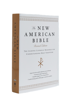 The New American Bible: Revised Edition