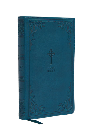 NRSV: Catholic Edition, Teal Gift Bible